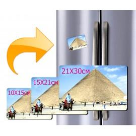 Фотобумага на магнитной основе глянец 10Х15см