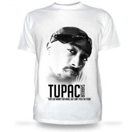 Футболка Tupac Shakur