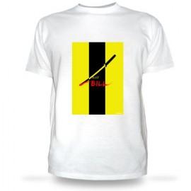 Футболка Kill Bill постер