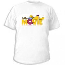 Футболка Simpsons movie