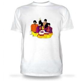 Футболка Beatles Submarine