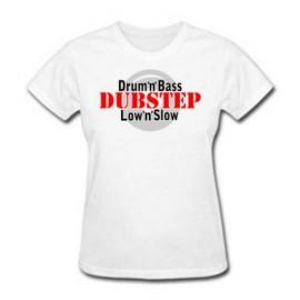 Футболка Drum and Bass Dubstep
