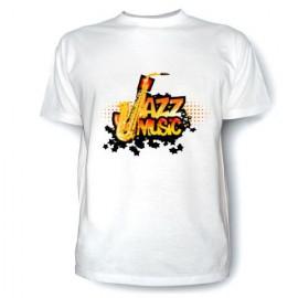 Футболка Jazz Music