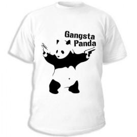 Футболка Gangsta Panda