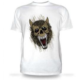 Футболка Macabre Wolf