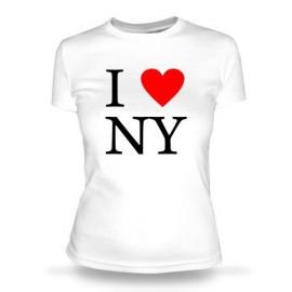 Футболка NY