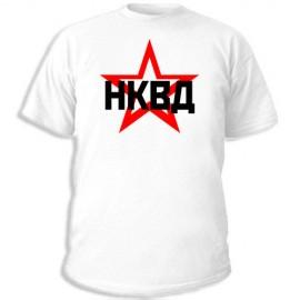 Футболка НКВД