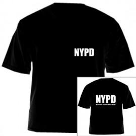 Футболка NYPD-2