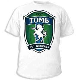 Футболка Томь