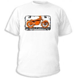 Футболка Мотоцикл