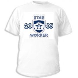 Футболка Star Worker
