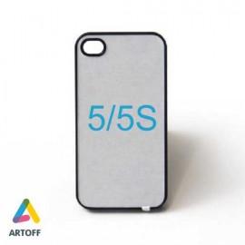 Чехол черный iphone 5/5s (материал пластик)