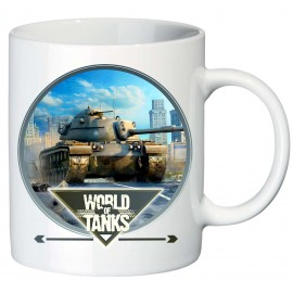 Кружка игра World Of Tanks