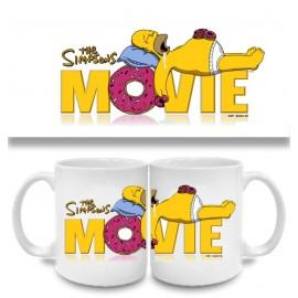 Кружка Simpsons movie