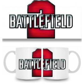Кружка Battlefield 2
