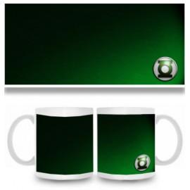 Кружка Зеленый фонарь