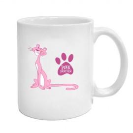 Кружка Розовая Пантера